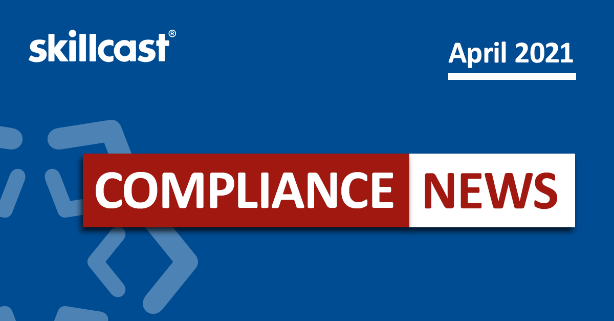 Compliance News | April 2021