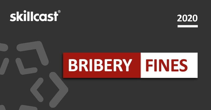 Biggest Bribery Fines of 2020