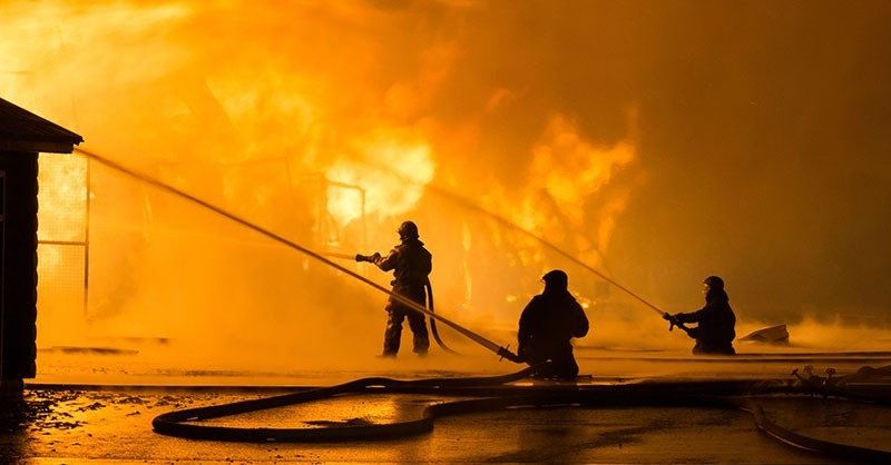 8 top tips to manage the risk of fire in the office