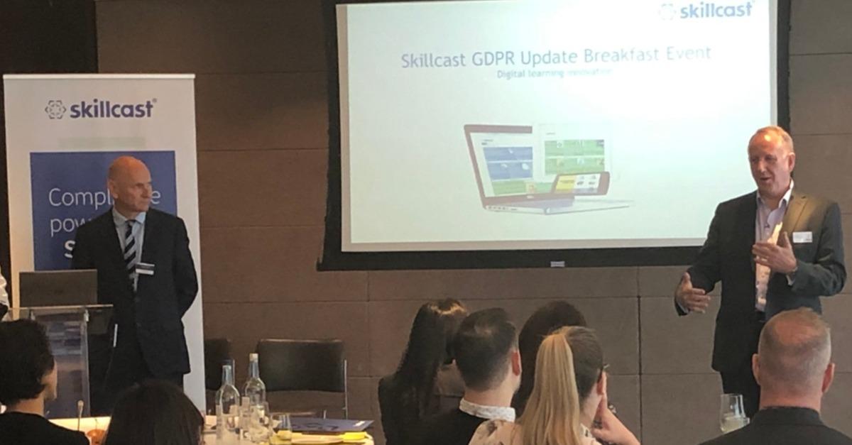 Skillcast GDPR Compliance Summit