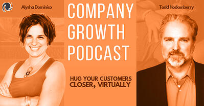 Todd Hockenberry Company Growth Podcast image