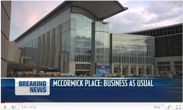 mccormick place, chicago illinois