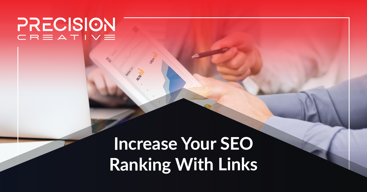 Increase Your SEO Ranking With Links