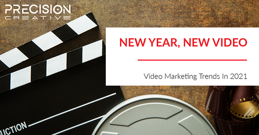 New Year, New Video: Video Marketing Trends In 2021