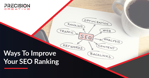 Ways To Improve Your SEO Ranking