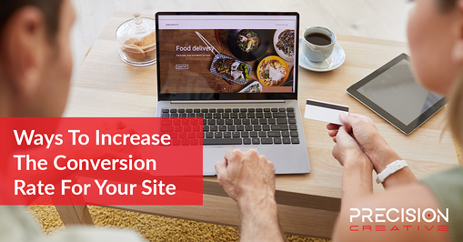 Ways To Increase Your Conversion Rate For Your Site
