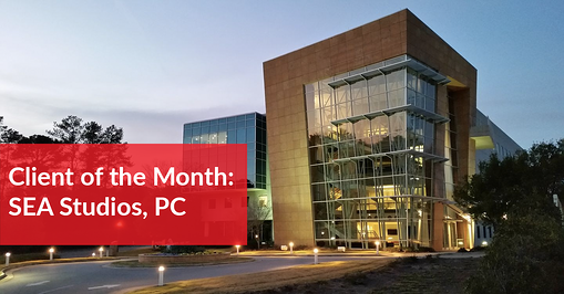 Precision Creative's Client Of The Month: SEA Studios