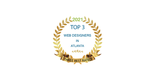 Three Best Rated Has Recognized Precision Creative As One Of The Top 3 Web Designers in Atlanta, GA