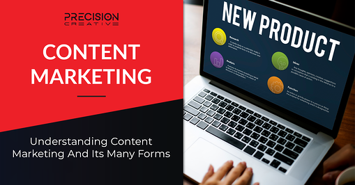 Understanding Content Marketing And Its Many Forms