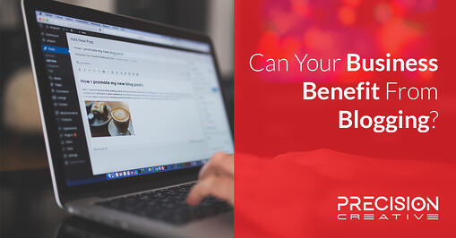 How Blogging Benefits Your Business