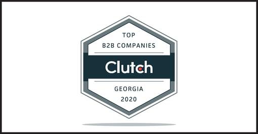 Clutch Names Precision Creative as a 2020 Top Digital Agency in Georgia