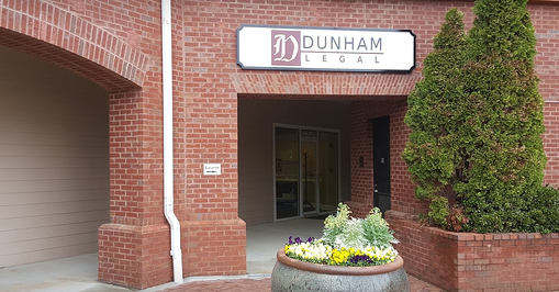 Precision Creative's Client Of The Month: Dunham Legal