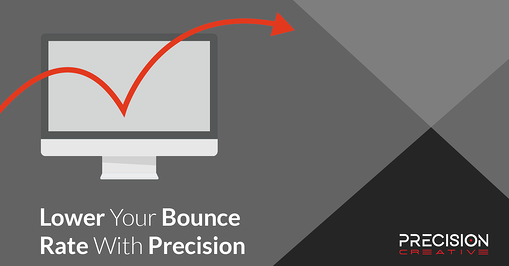 Let's Bounce: How To Lower Your Bounce Rate