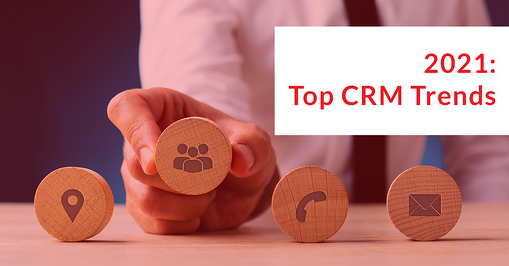 Top CRM Trends In 2021 To Look Out For
