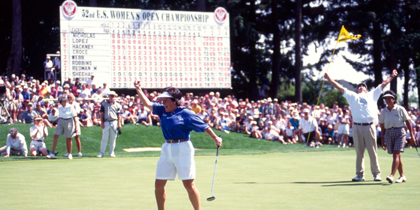 Nancy Lopez: Overcoming Obstacles
