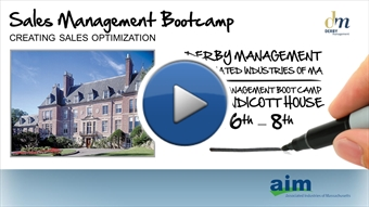 sales optimization training boot camp