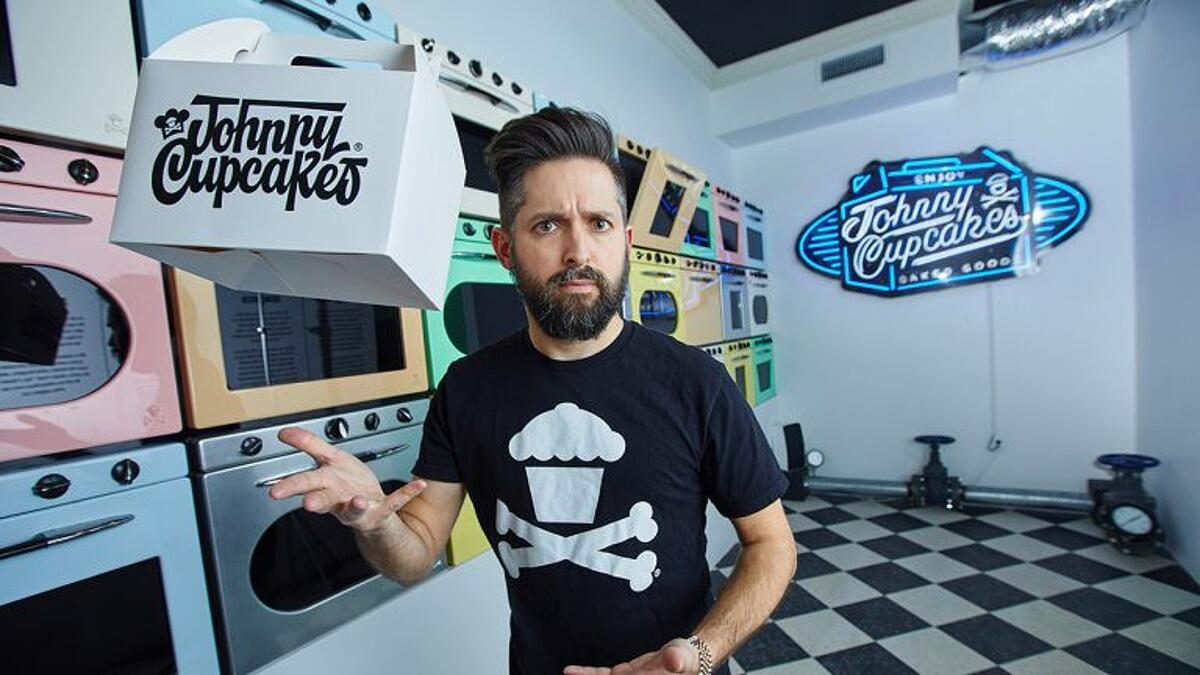 MakersValley Blog | Johnny Cupcakes: A T-Shirt Startup That Gained a Cult Following Through Unique Marketing and Word of Mouth