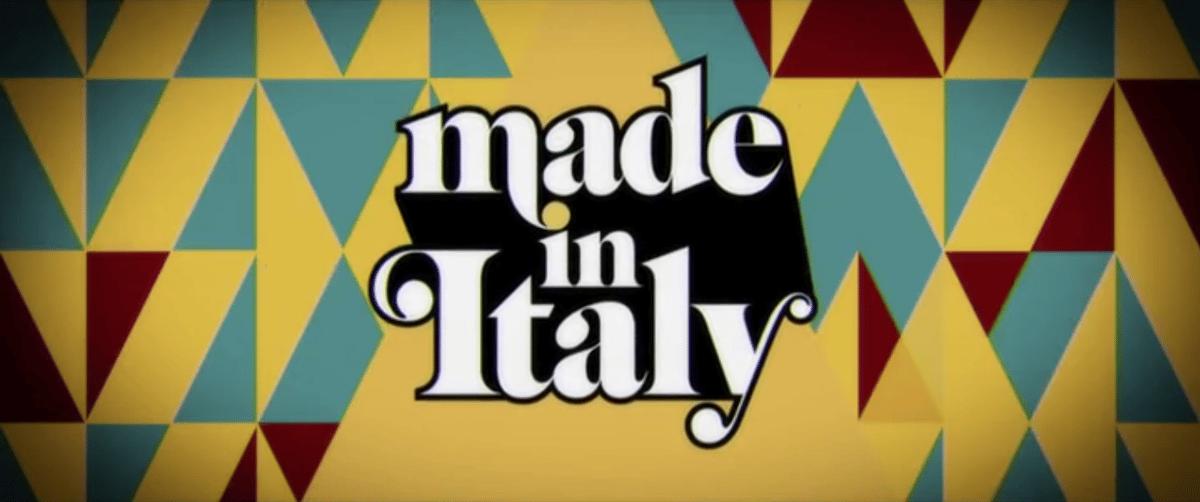 Made in Italy: dall'eccellenza dello stile alla serie tv