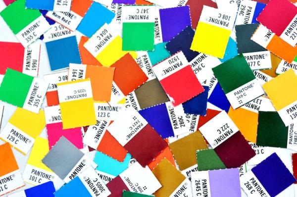 Pantone: Un Mondo a Colori