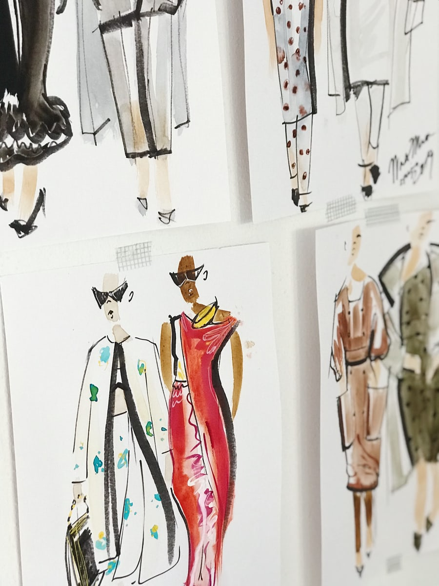8 Tips Every Emerging Fashion Designer Should Know | MakersValley Blog