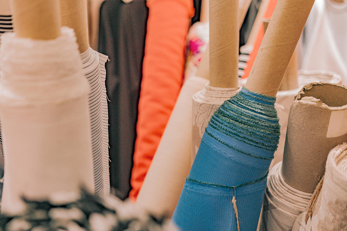 Choosing The Best Fabrics For Your Clothing Line | MakersValley Blog