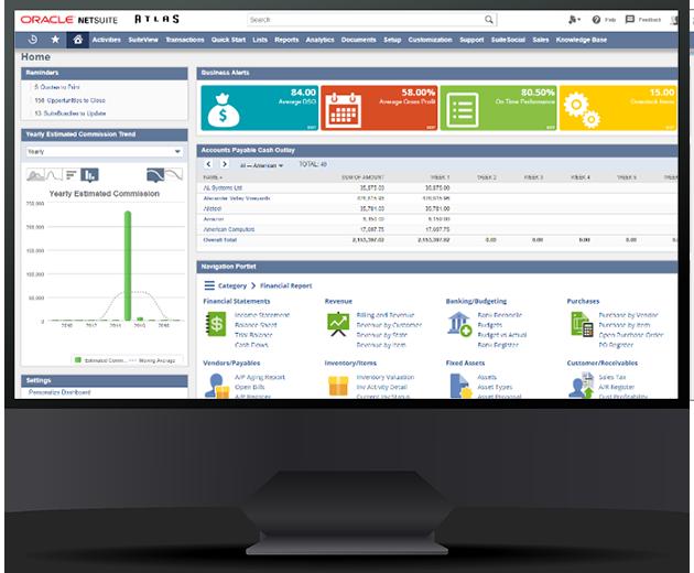 NetSuite Analytics Data Desktop