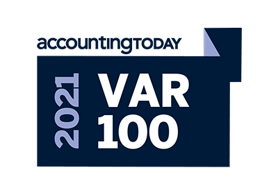 Accounting Today 2021 VAR 100