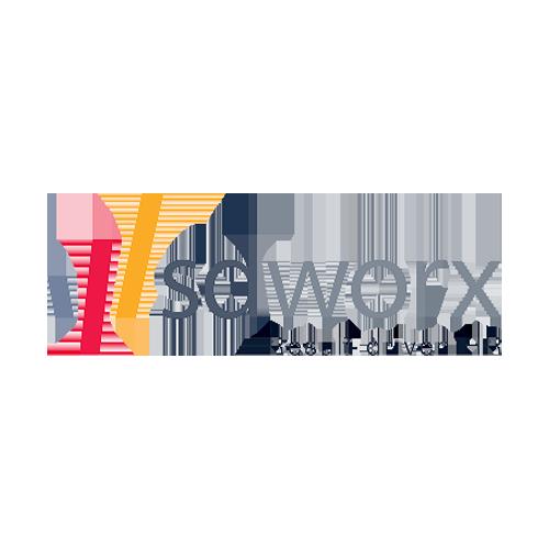 SD Worx logo