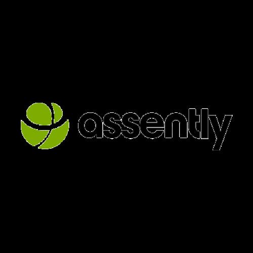 assently logo