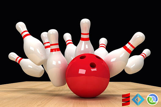 Bowling Kata in Clojure, F# and Scala