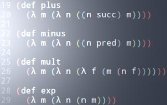 Lambda Calculus in Clojure (Part 2)