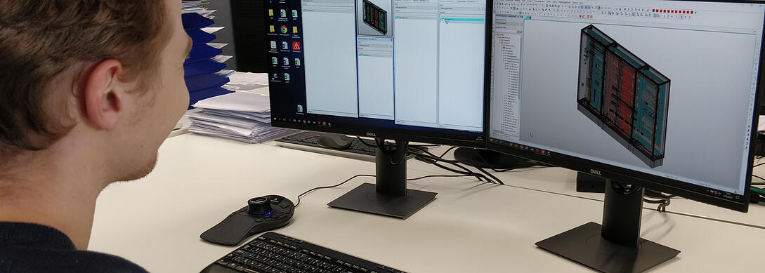 Grote tijdwinst voor EEG dankzij digitalisatie - EPLAN