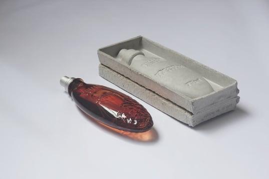 Paper Pulp Perfume Box