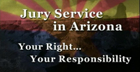 Custom Presentations  - Jury Service in Arizona: Your Right, Your Responsibility