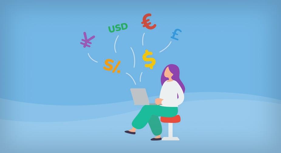 Automatiza las tasas de cambio en tu empresa