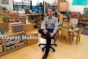 YCIS Educator Clayton Mullins