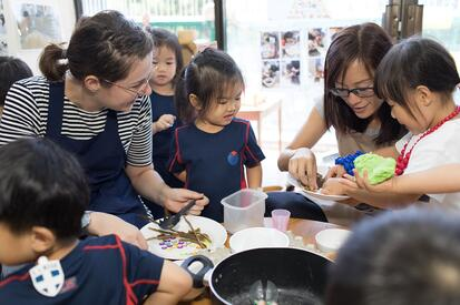 Emergent Curriculum at YCIS Hong Kong