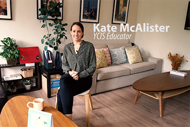 YCIS Educator Kate McAlister