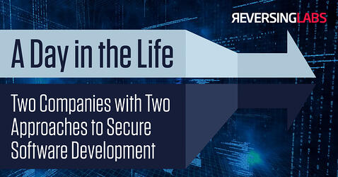 A Day in the Life: Two Companies with Two Different Approaches to Secure Software Development