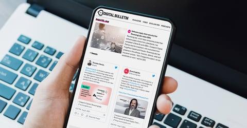 Digital Bulletin: Software supply chain security firm ReversingLabs raises $56m