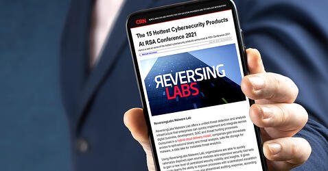CRN: The 15 Hottest Cybersecurity Products At RSA Conference 2021