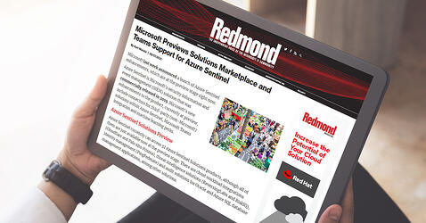 Redmond: Microsoft Previews Solutions Marketplace and Teams Support for Azure Sentinel
