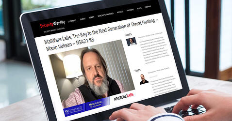 SecurityWeekly:MalWare Labs, The Key to the Next Generation of Threat Hunting - Mario Vuksan