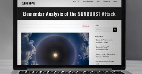 Elemendar Analysis of the SUNBURST Attack