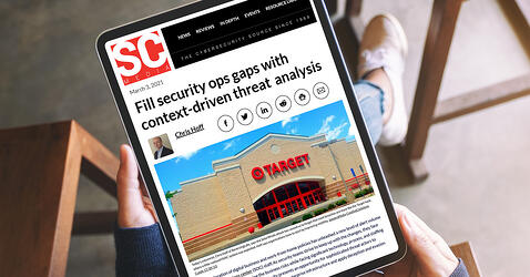 SC Media: Fill security ops gaps with context-driven threat analysis