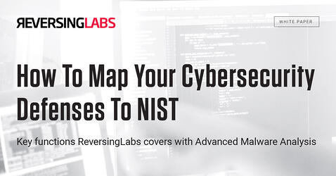 How To Map Your Cybersecurity Defenses To NIST