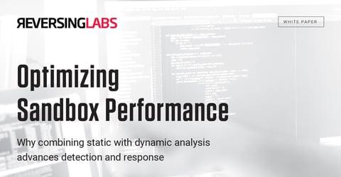 Optimizing Sandbox Performance