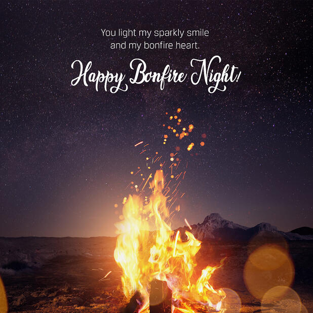 Happy Bonfire Night