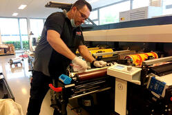 Label Printing Snippet Part 26: Cleaning your flexo plates, anilox rolls and print stations