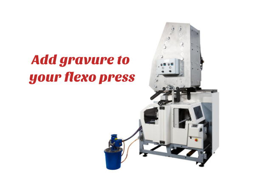 Label Printing Snippet Part 20: Gravure printing